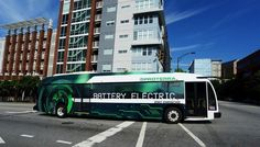 Elektrikli Otobüs 1 Mil'de 19 Cent Yakıyor!