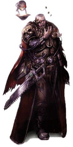Inquisitor Staven Arcturos