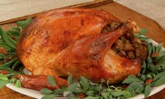 Video: Roasting Turkey in Parchment Paper | Martha Stewart