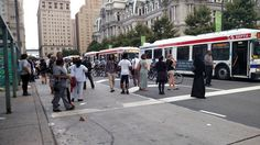 #fightthepower not the bus...  #Philly