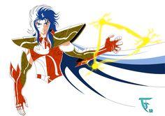 Saint Seiya - Marina Sea Dragon Kanon