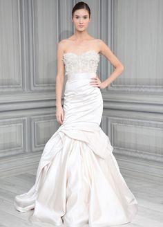 I am not into strapless, but i love this one.