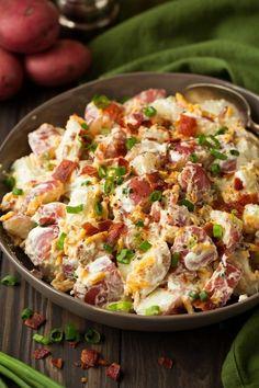 Bacon Ranch Potato Salad, Potato Salad With Apples, Potato Salad Mustard, Potato Salad Dressing, Bacon Ranch Potatoes, Potato Salad Dill, Bacon Potato, Best Mustard Potato Salad Recipe, Dressing Recipe