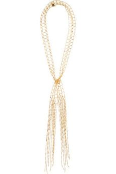 Rosantica Allegra gold-tone necklace | NET-A-PORTER
