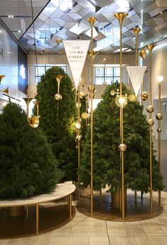 Gloss Creative | Emporium 'The Living Forest' #glosscreative #emporium…