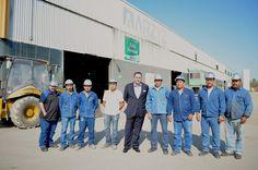 Mario Sergio Ramírez Zablah es un empresario mexicano, destacado en la producción de aluminio y zinc. ARZYZ su empresa, fue fundada en 1980.
