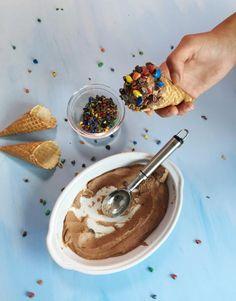 Nutella-jäätelö