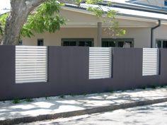 Resultado de imagen para design fence wall