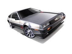 '81 Delorean DMC-12 - Car Collector - Hot Wheels Diecast Cars and Trucks | Hot Wheels