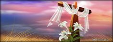 Have a Blessed Easter Facebook Cover Images, Facebook Timeline Covers, Facebook Image, For Facebook, Easter Greetings Messages, Good Friday Images, Christian Facebook Cover, Fb Banner, Resurrection Day