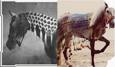 vintage  & modern bo-horse http://www.nomad-chic.com/search/index.html?term=horse