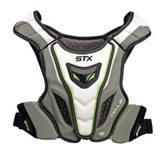 STX Cell 3 Liner Lacrosse Shoulder Pads | Lax.com