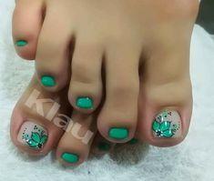 Pedicure Nail Art, Toe Nail Art, Manicure, Cute Toe Nails, Cute Toes, Toe Polish, Toe Nail Designs, Finger, Make Up
