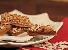 The PERFECT English toffee~