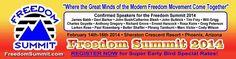 FREEDOM SUMMIT 2014 REGISTRATION
