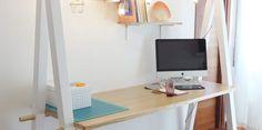 La scrivania di Tommaso Guerra