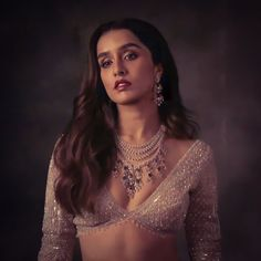 Beautiful Dream, Shraddha Kapoor, Formal Dresses, Sexy, Beauty, Instagram, Women, Lovers, Blouses