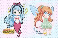 make an Adorable Chibi Character For You by bananalai