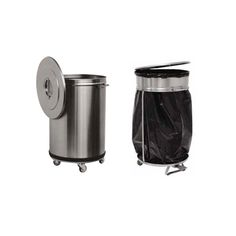 poubelle-inox-horeca Compost, Canning, Composters, Home Canning, Conservation