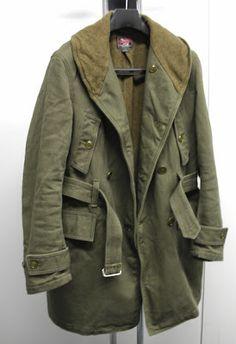 Woolrich Mackinaw Jacket