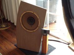 "Philips 12"" vintage full-range, with Taket supertweeter"