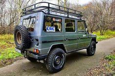 Jeep Sport, Mercedes Benz G Class, G Wagon, Armored Vehicles, Van Life, Offroad, 4x4, Monster Trucks, Camping