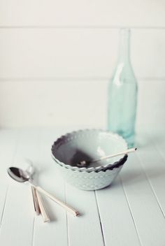 Scalloped bowls marque: west elm