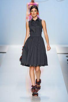 6028bc869d9 Blumarine at Milan Spring 2012 Milan Fashion Weeks