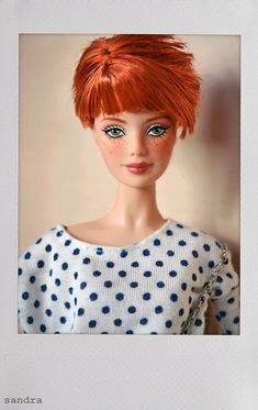 Ooak Barbie | Sandraⓒ | Flickr