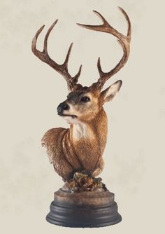 Symmetry Deer Statue Figurine available at AllSculptures.com