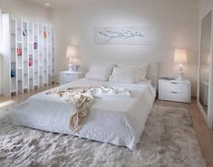 White Bedroom Design and Modern Bedroom Furniture White Bedroom Design, White Bedroom Decor, White Bedroom Furniture, Bedroom Wall, Girls Bedroom, Bedroom Ideas, Bedroom Designs, White Bedrooms, Bedroom Rugs