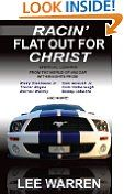 Free Kindle Books - Sports - SPORTS - FREE -  Racin Flat Out for Christ: Spiritual Lessons from the World of NASCAR with Insights from Racings Top Drivers - Trevor Bayne, Bobby Labonte, Cale Yarborough and more! (NASCAR / Sports Devotionals)