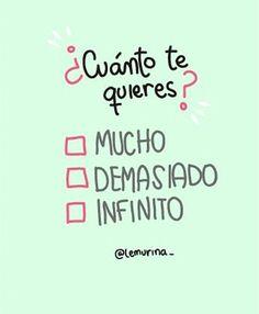 Cuánto te quieres hoy?  Por  @lemurina_  #pelaeldiente  #feliz #comic #caricatura #viñeta #graphicdesign #funny #art #ilustracion #dibujo #humor #sonrisa #creatividad #drawing #diseño #doodle #cartoon