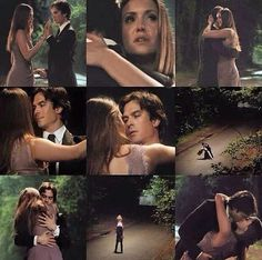 Delena 6x22. This is one of my fav scenes of all time in TVD