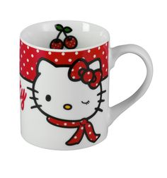Hello Kitty mug - polka dot