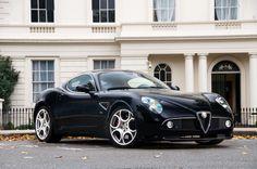 Alfa Romeo 8C #alfa #alfaromeo #italiancars @automobiliahq