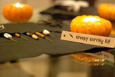 Carving kit • Après Fête: Pumpkin Carving Party