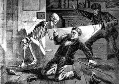 Strange but true Victorians stories