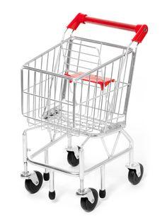 Amazon.com: Melissa & Doug Shopping Cart: Toys & Games $49.99 & FREE Shipping