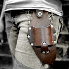 Holstar  Wild West Shop A Texas-Born Bottle Holster  Sports and tailgating were a huge part of growing up for the Texas-bred founders of Holstar. The bro-team threw back brews with the best of 'em, but knew there had to be a better way to keep your stout securely by your side. Thus, this line of finely crafted leather can and bottle holsters was born. Bottoms up!
