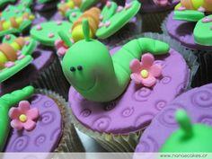decoraciones de fiestas gusanitos - Buscar con Google