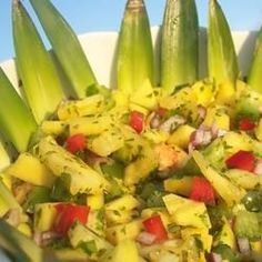 Tropical Mango and Pineapple Paradise Salsa Recipe - Allrecipes.com