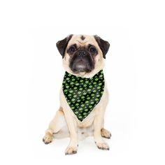"""""""Take us to your leader! The Alienz Pet Bandana is a must have accessory for any alien invasion. Alien Invasion, Keep It Cleaner, Bandana, Your Pet, Pets, Bandanas, Animals And Pets"""