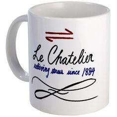Le Chatelier chemistry Mug