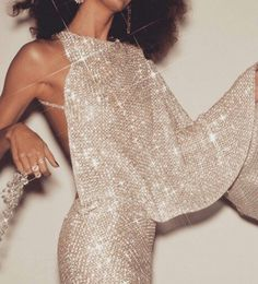 Iana Godnia for Vogue Paris November 2017 'Glamorama' - by Philippe Jarrigeon Vogue Paris, 1990 Style, New Years Eve Outfits, New Years Outfit, New Years Dress, Do It Yourself Fashion, Before Wedding, Mini Vestidos, Mode Editorials