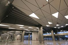 Customized ceiling systems | Architecture at Stylepark