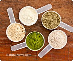 Supercharge your health for pennies a day by making your own superfood powder blend