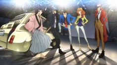lupin the 2015 J Games, Lupin The Third, Japanese Video Games, Classic Cartoons, Kaito, Manga, New Series, Studio Ghibli, Anime Characters
