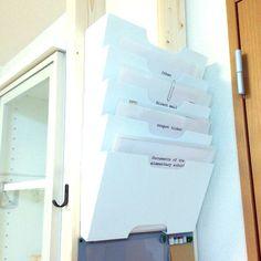 見た目もスッキリ、わかりやすい書類収納を作るヒント