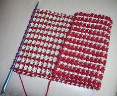 Double Ended Crochet Hook | Double Hook Crochet Patterns | All For Crochet